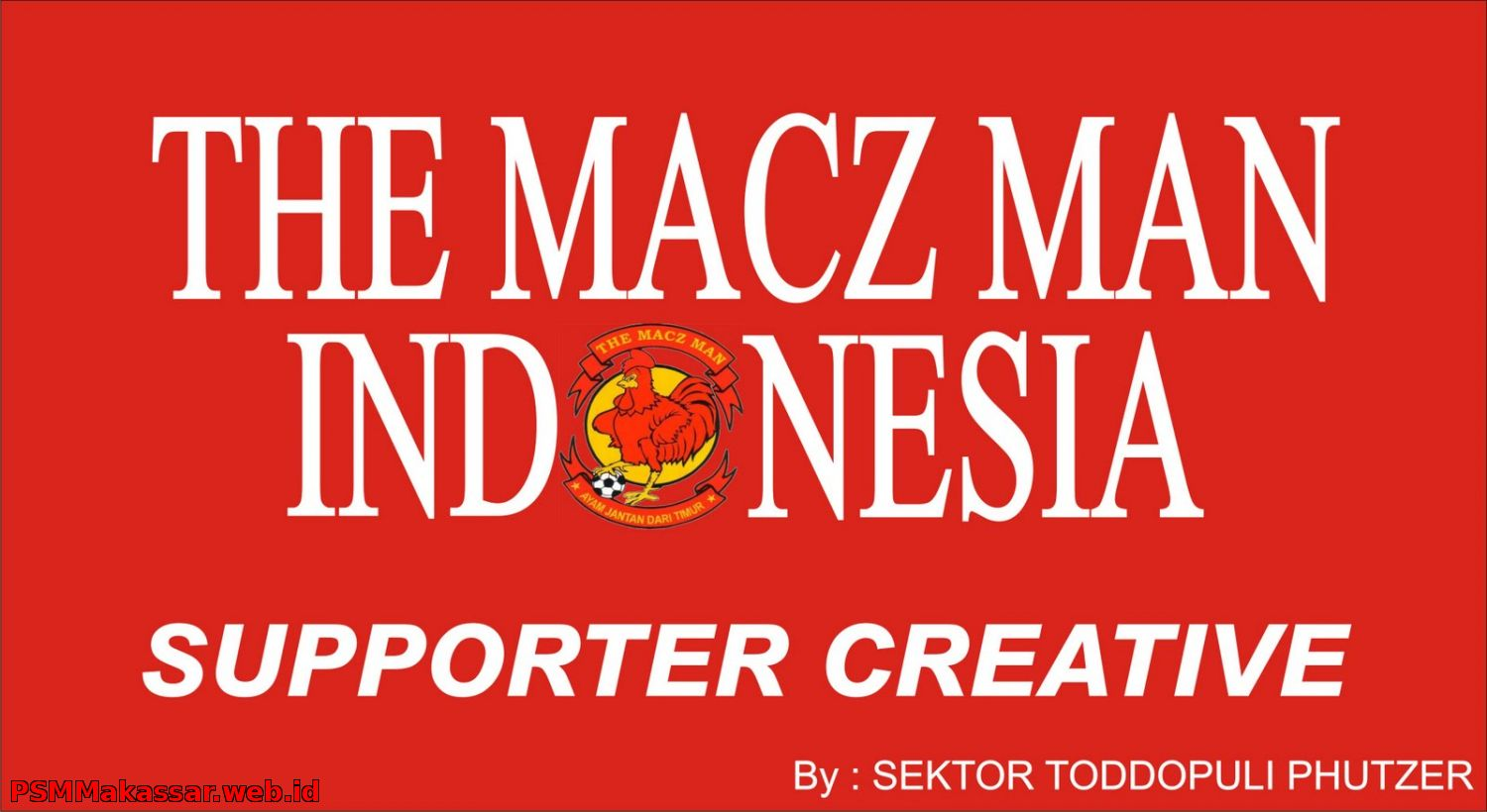 The Macz Man Gelar Colour Fun